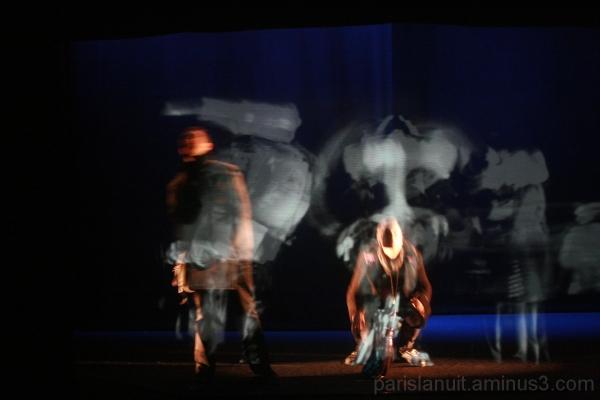 Dansons avec les fantômes