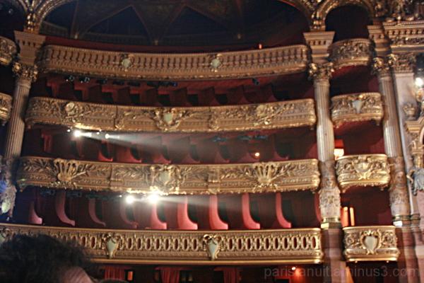 Un jour à l'opéra (2)