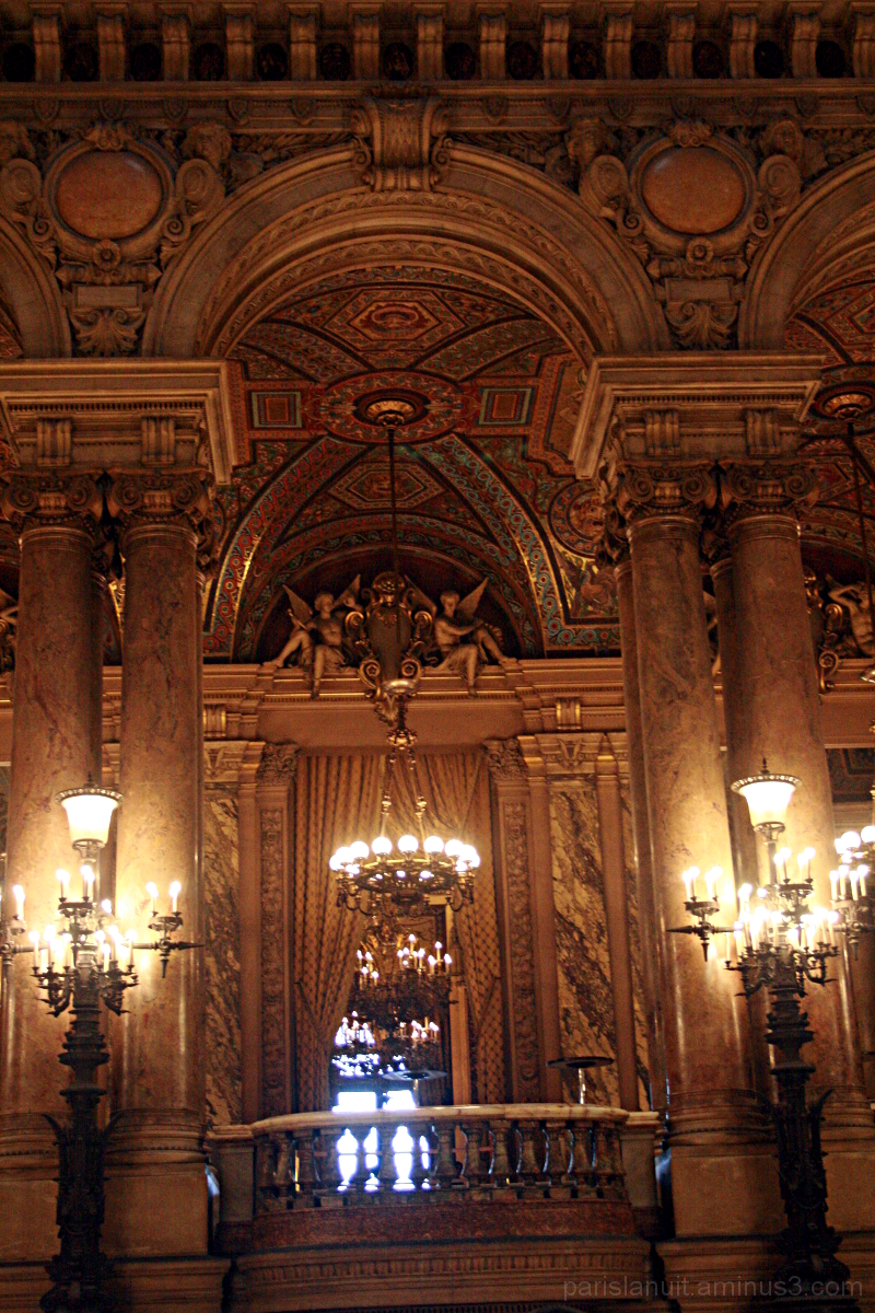 Un jour à l'opéra (3)