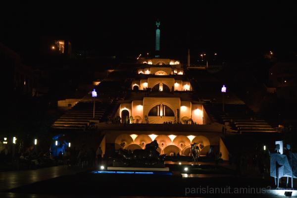 Erevan by night