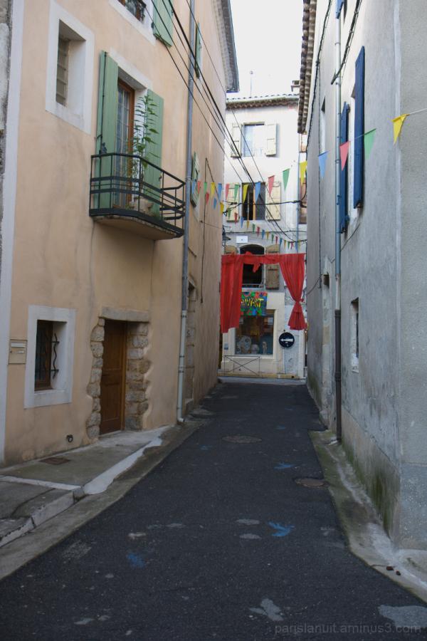 La rue est un théâtre
