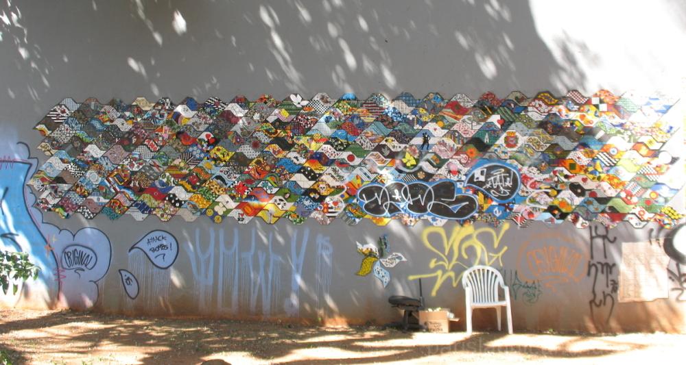 De l'art partout dans les rues