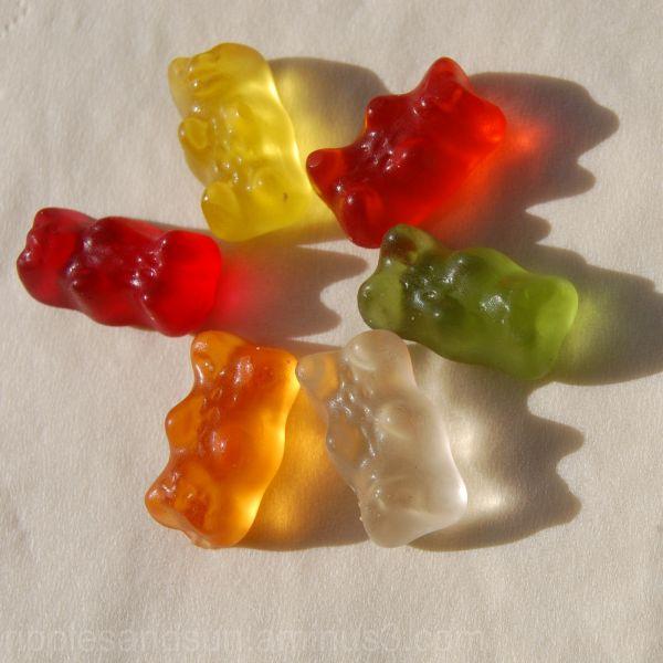gummy bear collection1