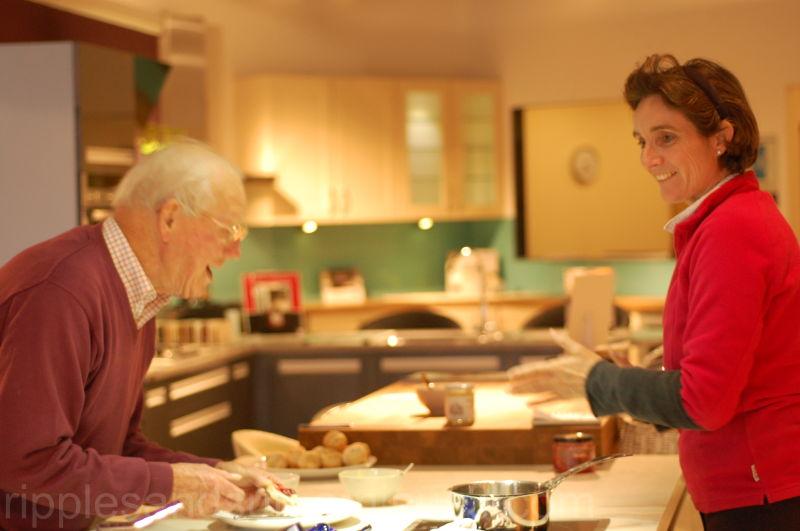 baking in Kitchen shop