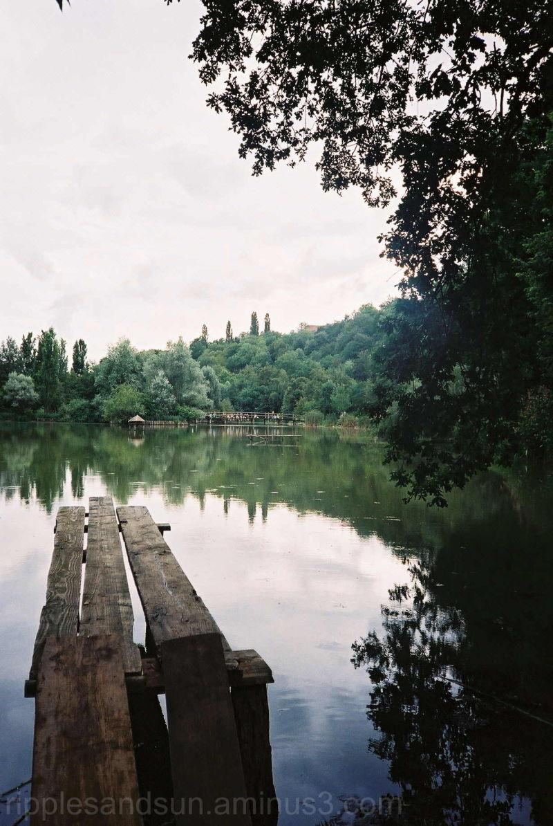 landscape 1 - Taize France