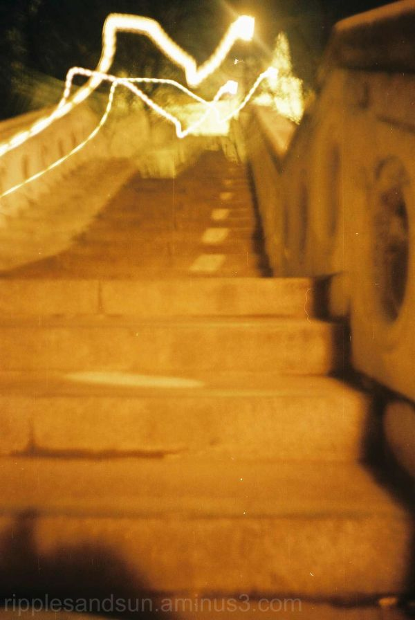 Landscape 3 - budapest stairs
