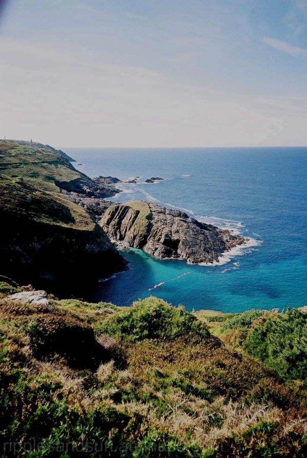 landscape 6 - cornish coast