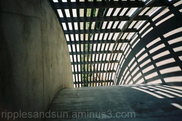 concrete and shadows