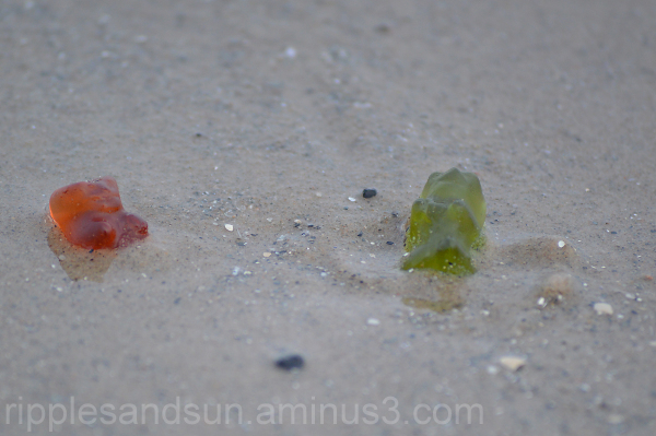 gummy bear dip