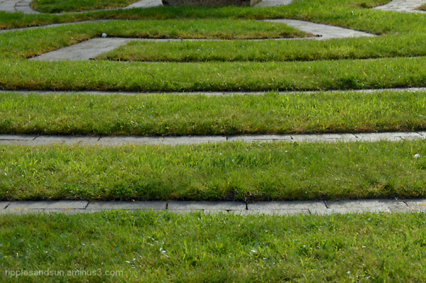 labyrinth sideways