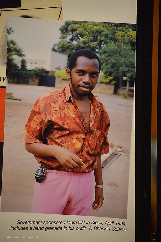 Rwandan Genocide 20th Anniversary - remembering