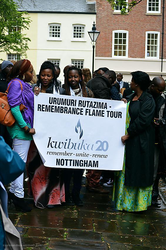 Rwandan Genocide 20th Anniversary - Unity