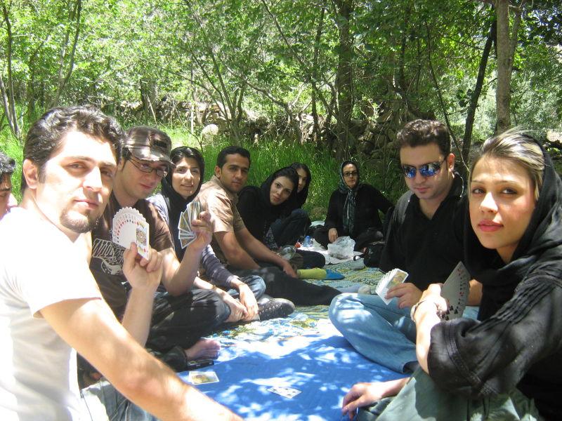 fasham -  25 km east TEHRAN