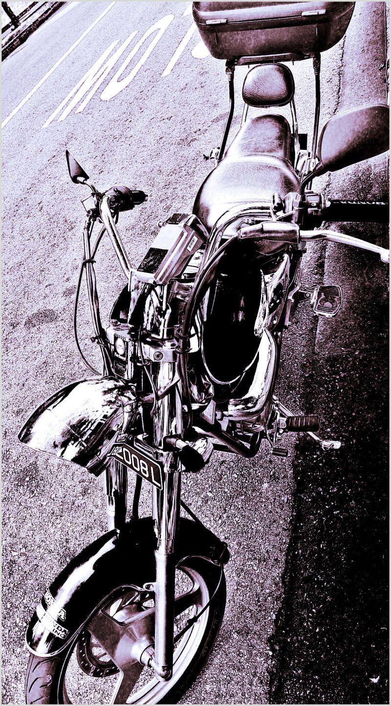 Spider Bike
