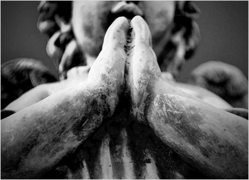 Christianity - Cherub Hands