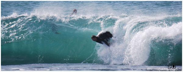 Smashed Surfer