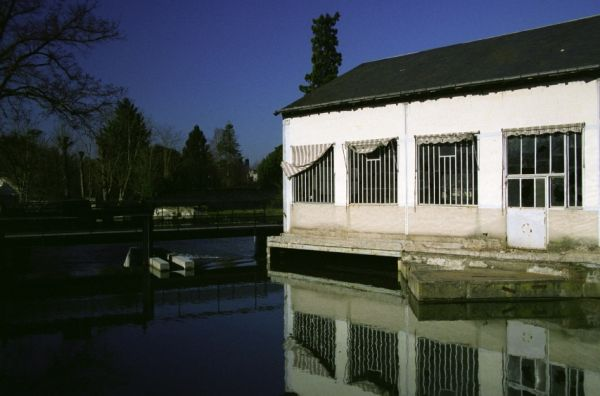 Vieille usine désaffectée - Loches - Touraine