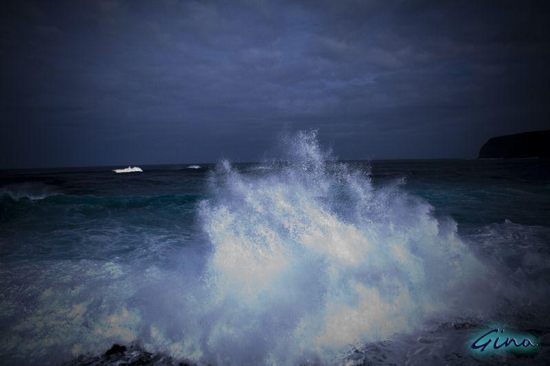 Schizzi dal mare