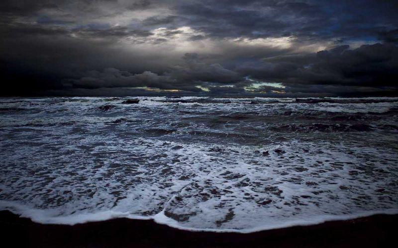 Hdr Sea Storm