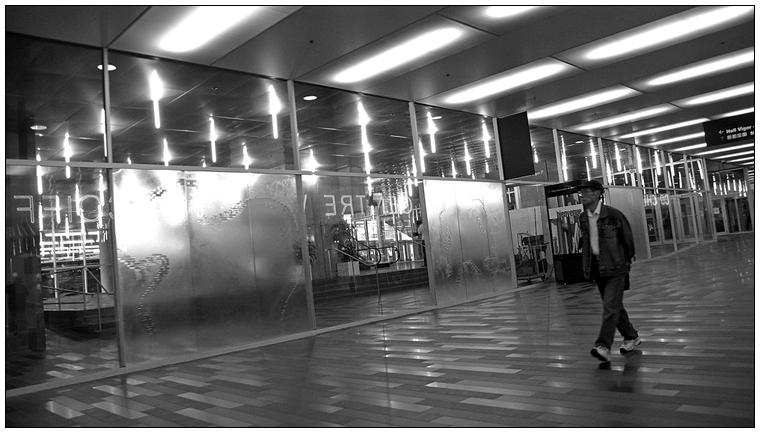 Palais des congrès.