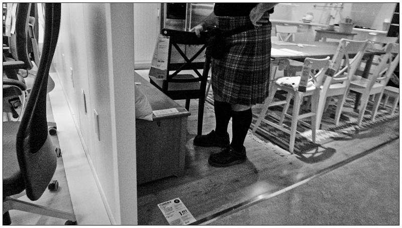 Scottish Indecision (IKEA)