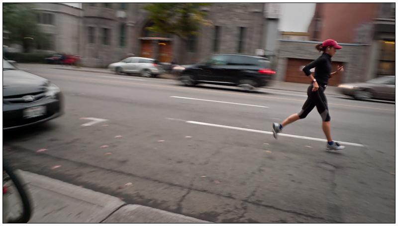 Run, runner, run!