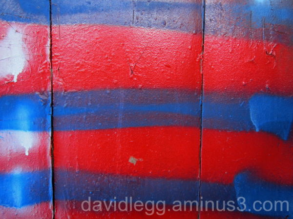 Red and Blue Stripes