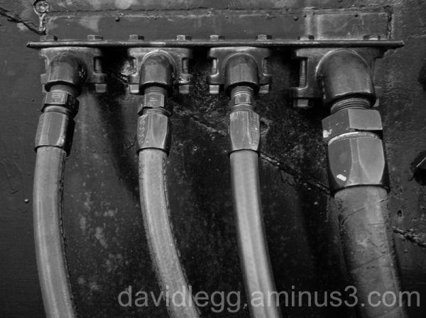 Locomotive Hydrolic Lines