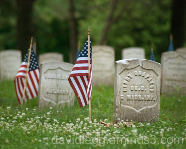 Michigan Veteran Cemetery 1
