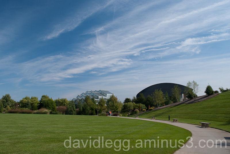 Lawn, Meijer Gardens