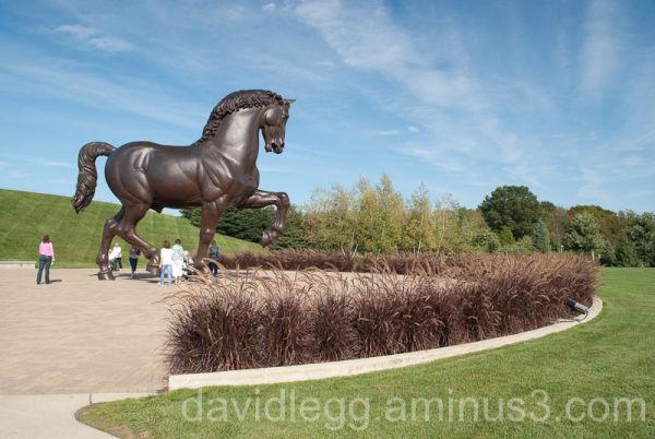 DaVinci's Horse