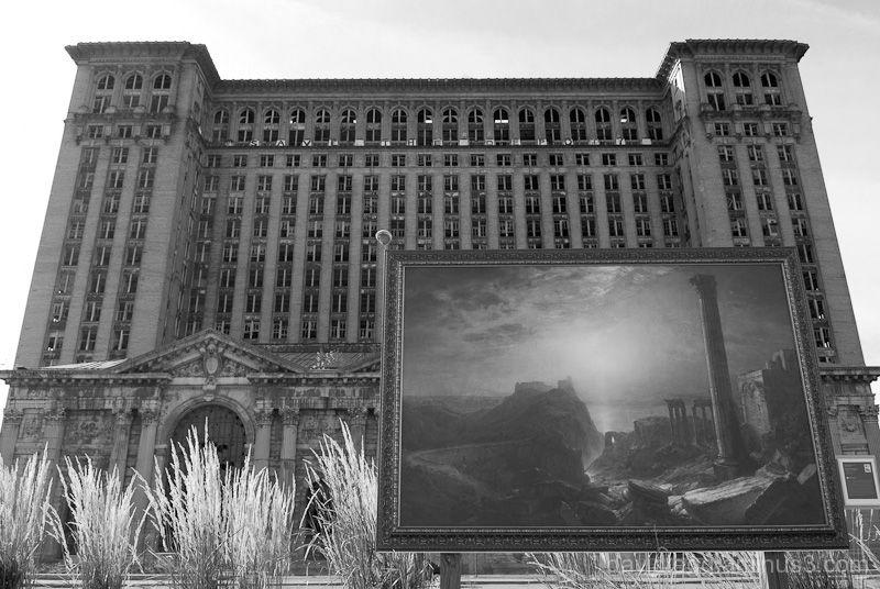 Art and Station, Detroit