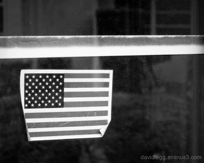 Flag Sticker, Florida