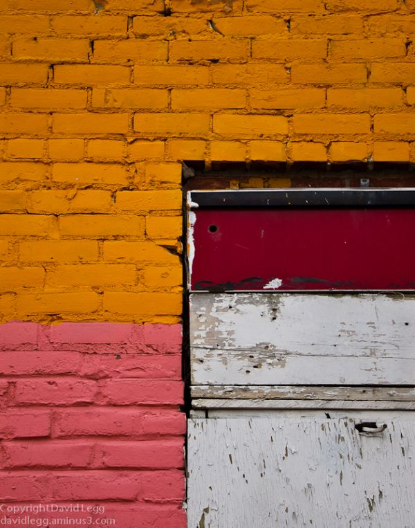 Mondrian Bricks 1