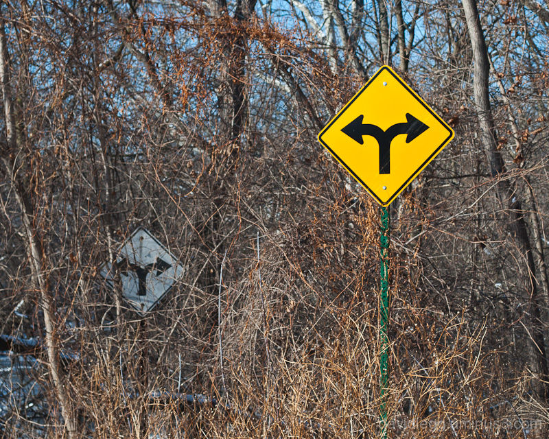 Ghostly Signs