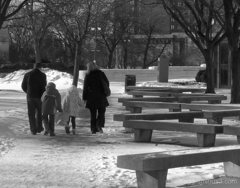 Winter Family Walk