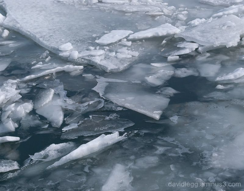 Icy Depths