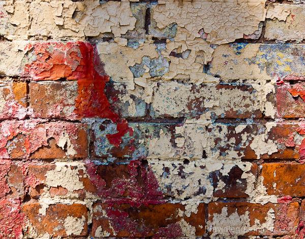Painted Brick 3
