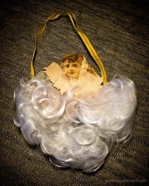 Grandma's Christmas Tree Ornament