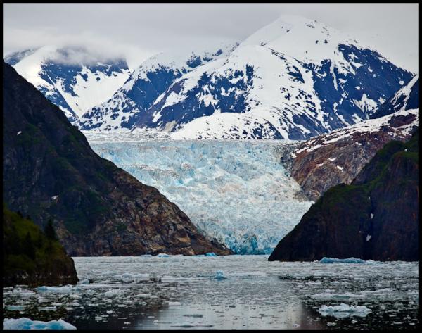 Sawyer Glacier, Tracy Arm, Alaska