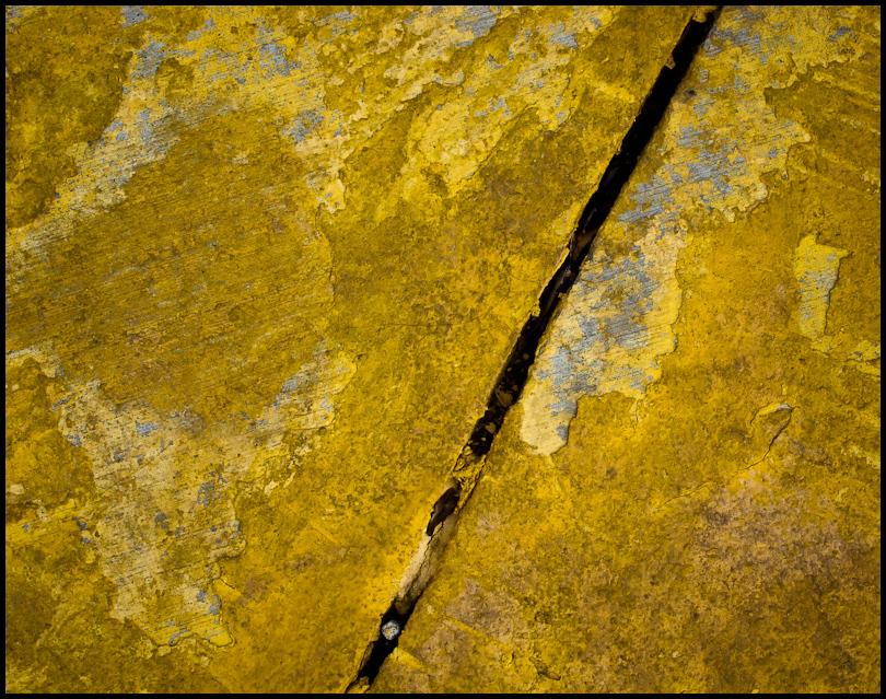 Yellow Sidewalk