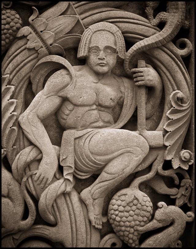 Allegorical Detail, Detroit