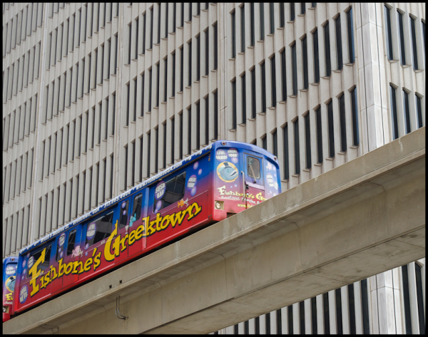 People Mover, Detroit