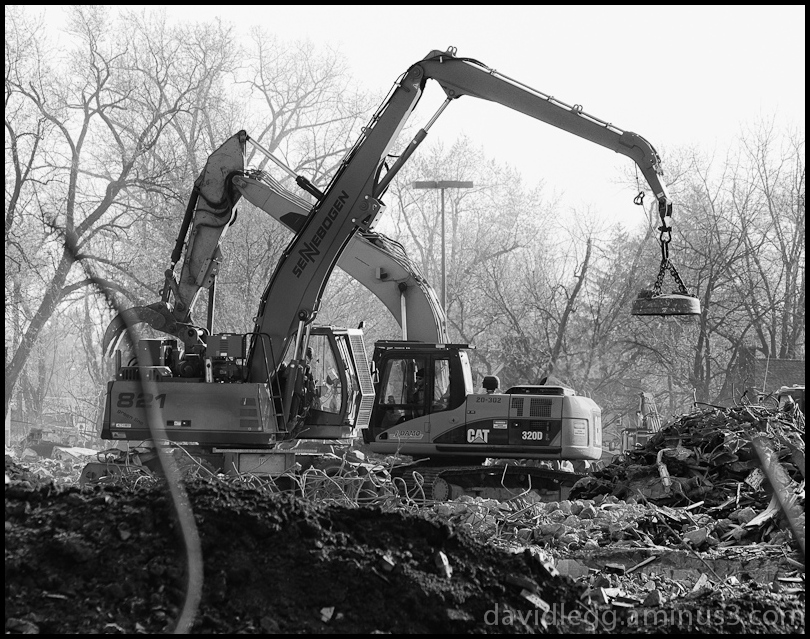Demolition, Redford HS