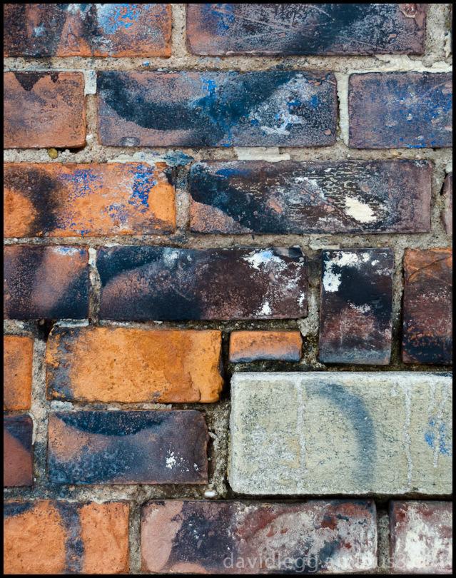 Brick and Limestone