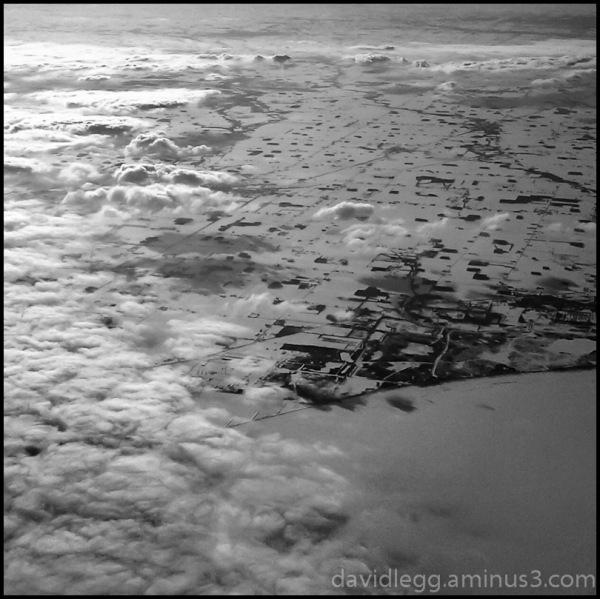 Lake Erie, Frozen Shore: Five Miles High