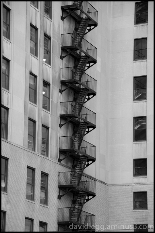 Fire Escape, Detroit