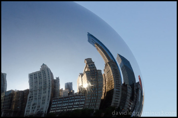 Reflected Curvature