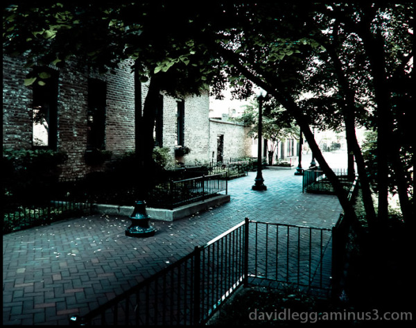 St. Paul Avenue, Old Town, Chicago