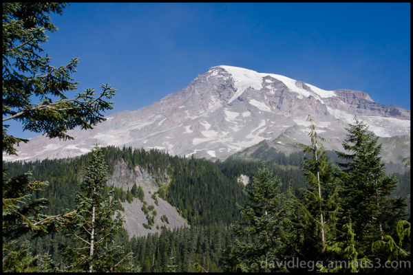 Mt. Rainier, Washington